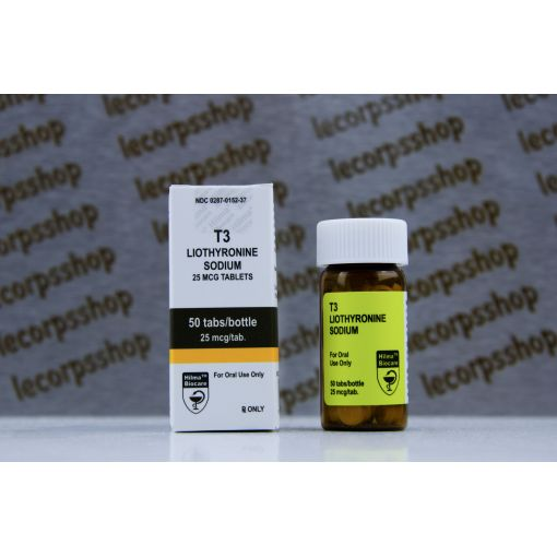 T3 ( Liothyronine Sodium ) Hilma Biocare