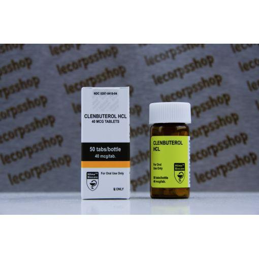 Clenbuterol Hilma Biocare