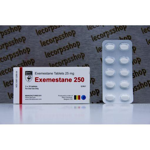 Exemestane ( Aromasin ) Hilma Biocare