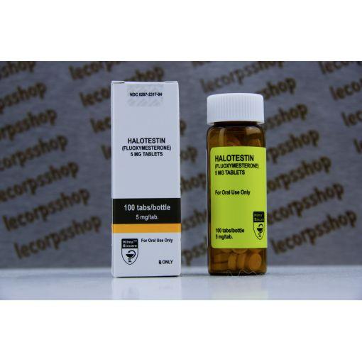 Halotestin (Fluoxymesterone) Manufacturer: Hilma Biocare Pack: 100 tabs/bottle