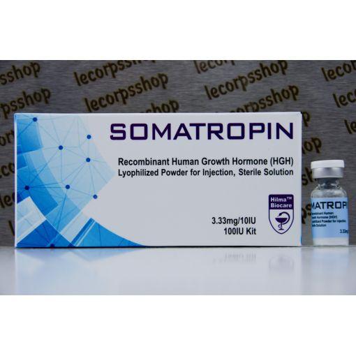 HgH Somatropin ( Human Growth Hormone ) 100IU Hilma Biocare