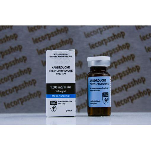 Nandrolone phenylpropionate ( NPP ) Hilma Biocare