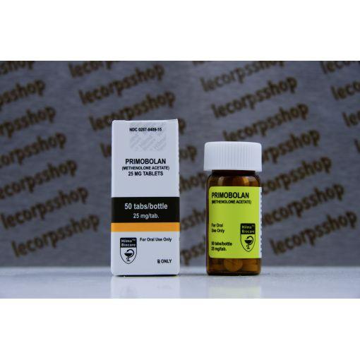 Methenolone Acetate / Primobolan Acetate Manufacturer: Hilma Biocare
