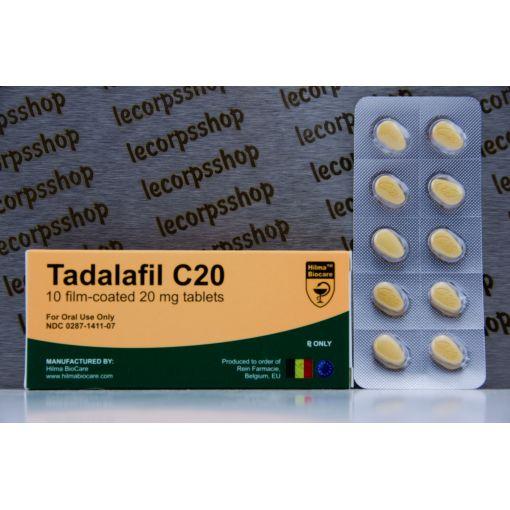 Tadalafil C20 ( Cialis Generic ) Hilma Biocare