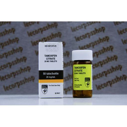 Tamoxifen Citrate ( Nolvadex ) Hilma Biocare